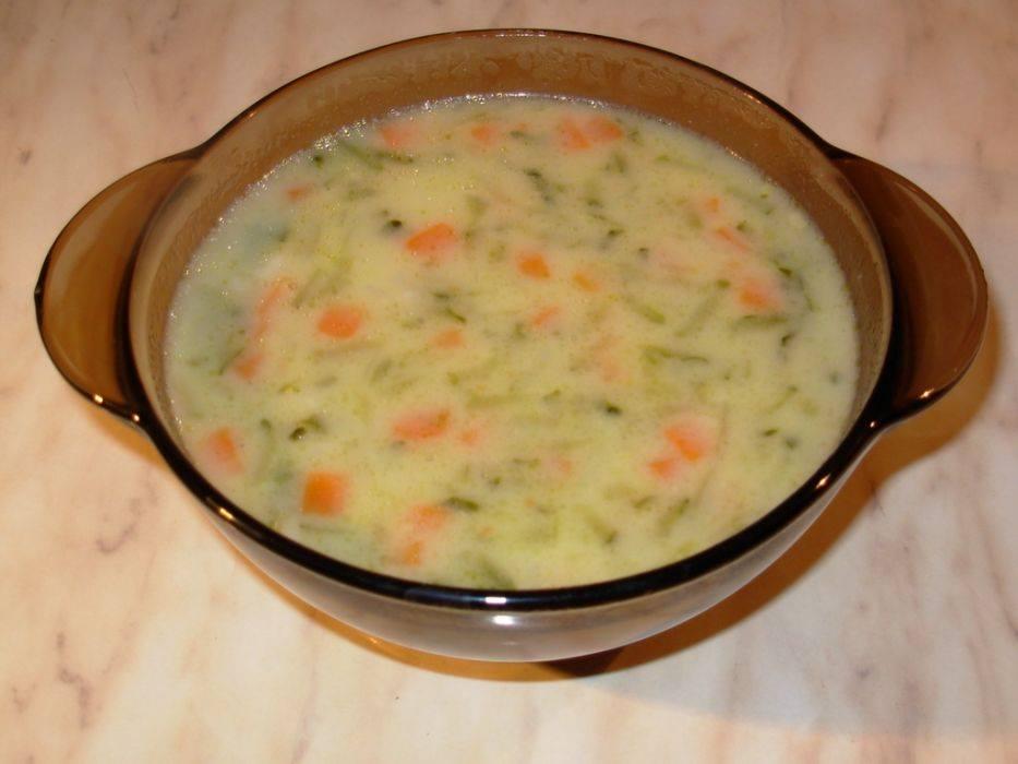Zupa ogórkowa.