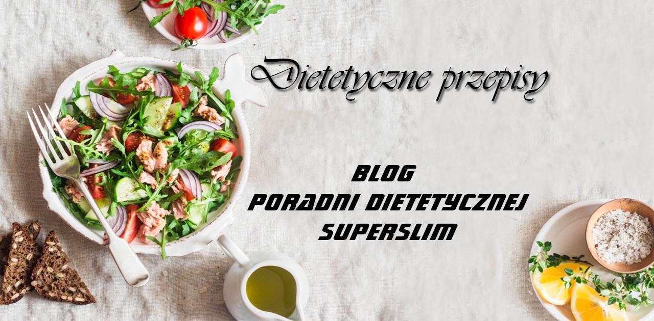 Dietetyczne przepisy blog kulinarny