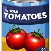 puszka pomidorów